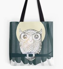 Owl is Calm Tote Bag