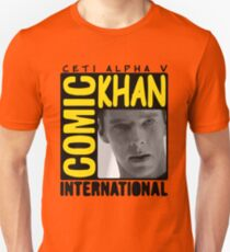 COMIC KHAN  T-Shirt