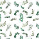 lots of leaves by kissmyartichoke