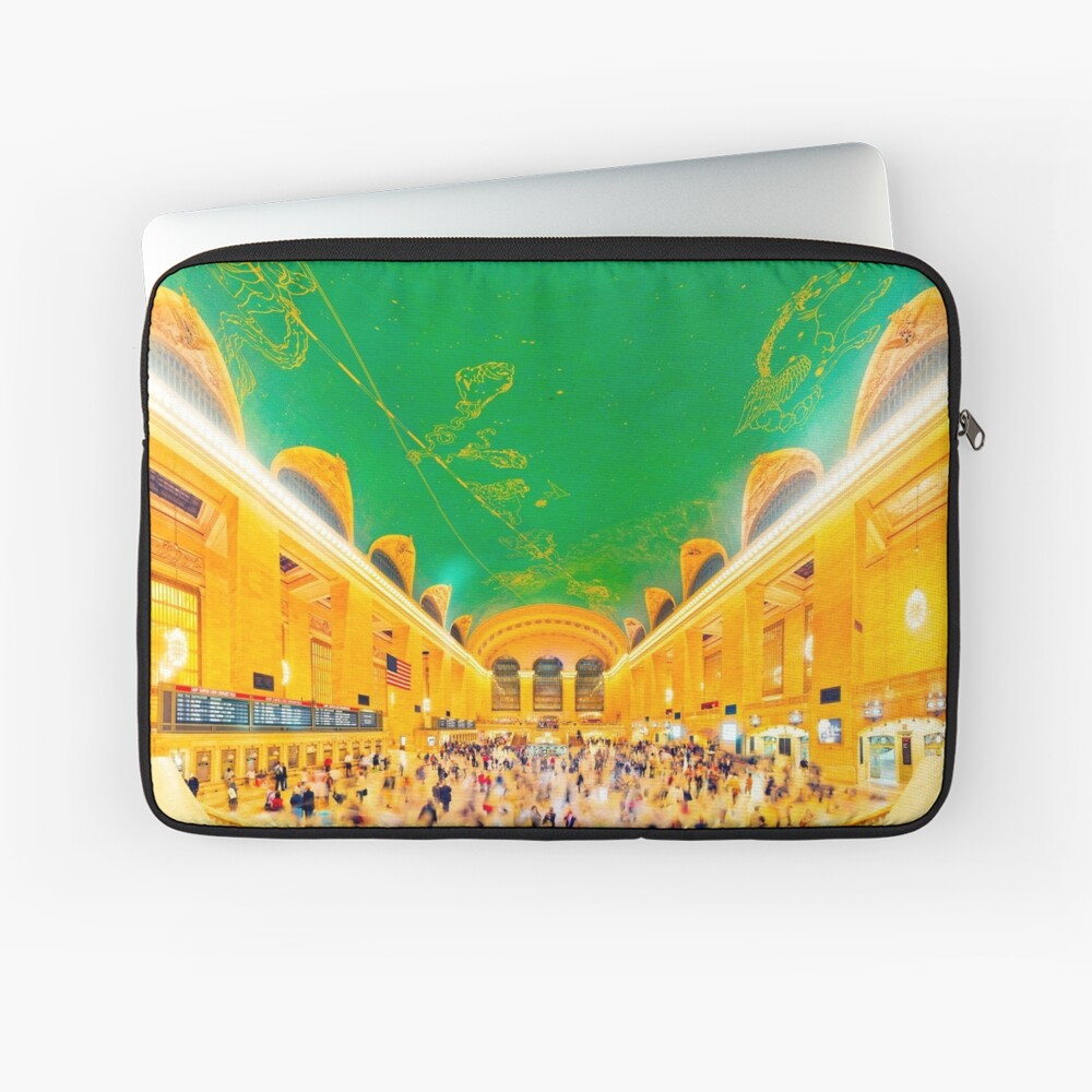 Grand Central Terminal: NYC Laptop Sleeve
