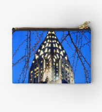 Chrysler Building: NYC Studio Pouch