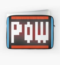 Big POW Laptop Sleeve