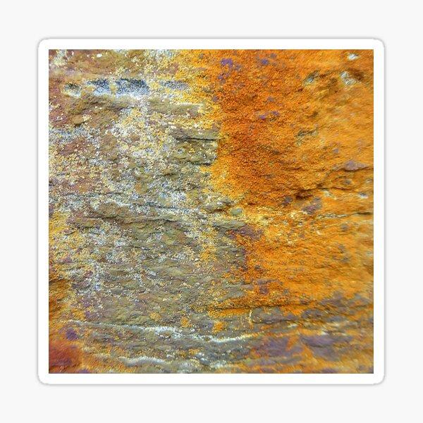 Iron Rust Sticker