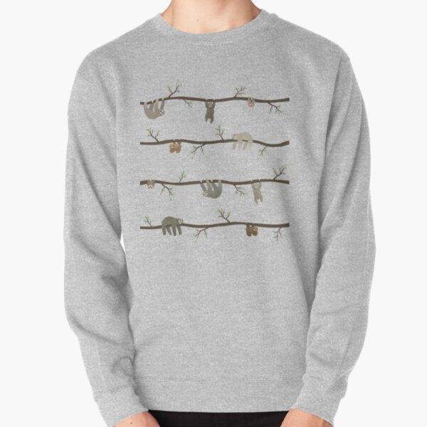 sloths Pullover Sweatshirt