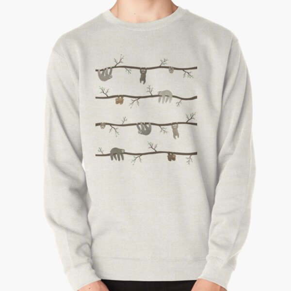 Faultiere Pullover