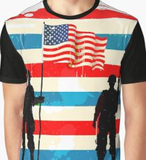 Veterans Day Graphic T-Shirt