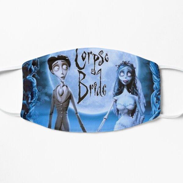Corpse Bride Flat Mask