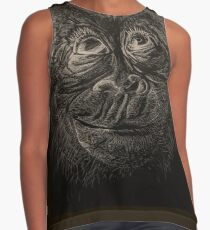 Orangutan Contrast Tank