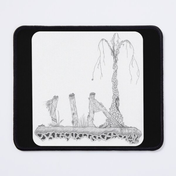 M.I. #34  ☽/☼  Rural Decadence 2 Mouse Pad