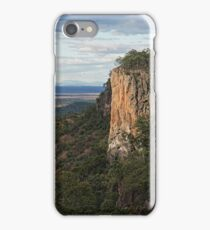 Minerva Hills, Emerald, Queensland iPhone Case/Skin