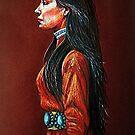 Raven by Susan  Bergstrom