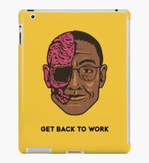 "Gustavo ""Gus"" Fring iPad Case/Skin"