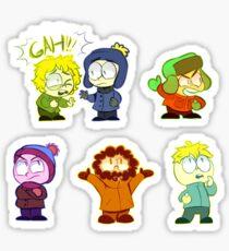 South Park Kids Sticker