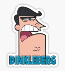 Dinkleberg! Sticker