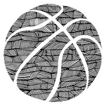 The Basketball Line by hyppotamuz