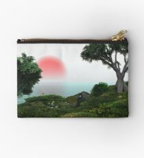 Sunset Perspective Studio Pouch
