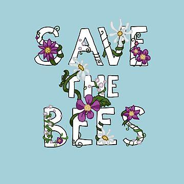 Rette die Bienen von PlatypusDoodles