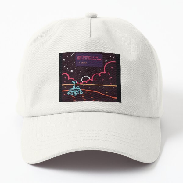 Love Song For A Robot Dad Hat
