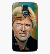 Robert Redford Painting Case/Skin for Samsung Galaxy