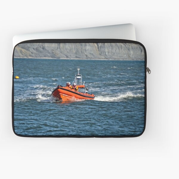 Here Comes - The Spirit Of Loch Fyne Laptop Sleeve
