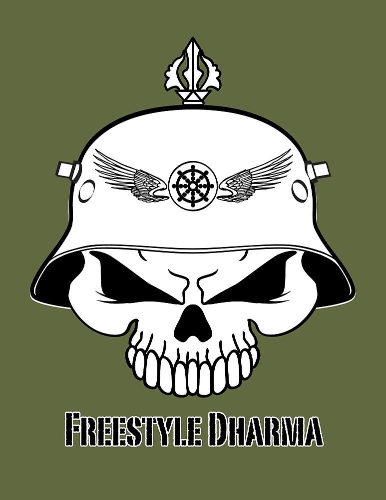 Freestyle Dharma by TheKamikazen