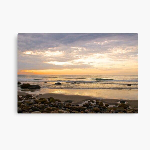 Wells Beach Maine 17 Canvas Print
