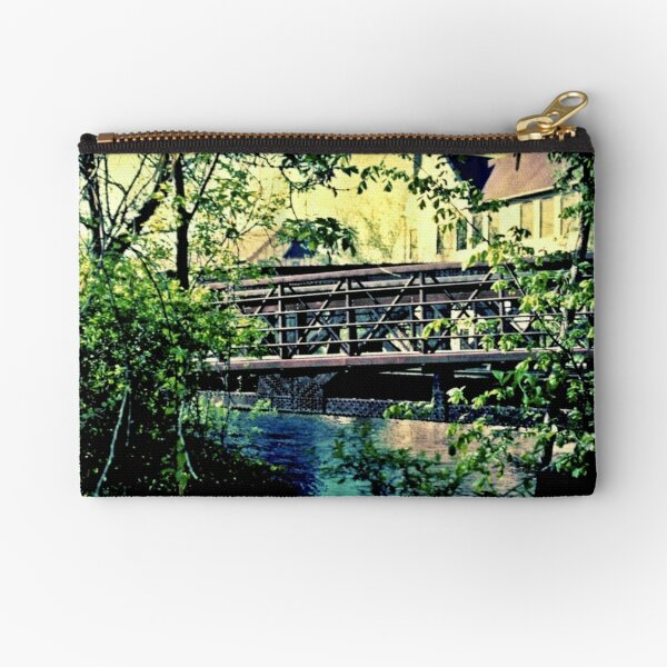 Oak Leaf Bridge © Zipper Pouch