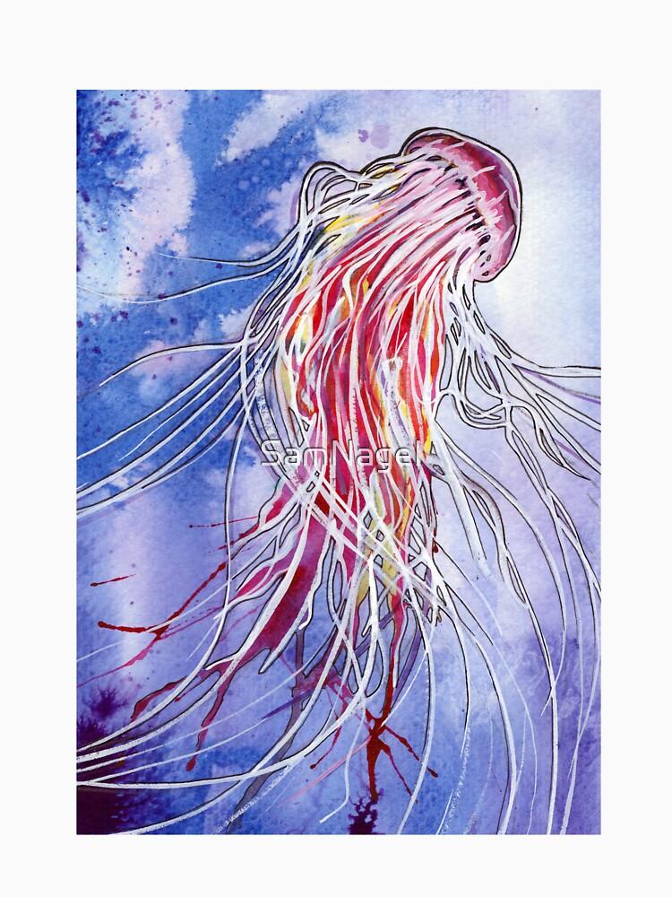 Medusa-Quallen von SamNagel