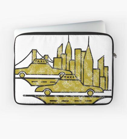 New York City drawing Laptop Sleeve