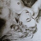 Reclining Nude  by Thea T