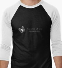 Life is Strange Men's Baseball ¾ T-Shirt
