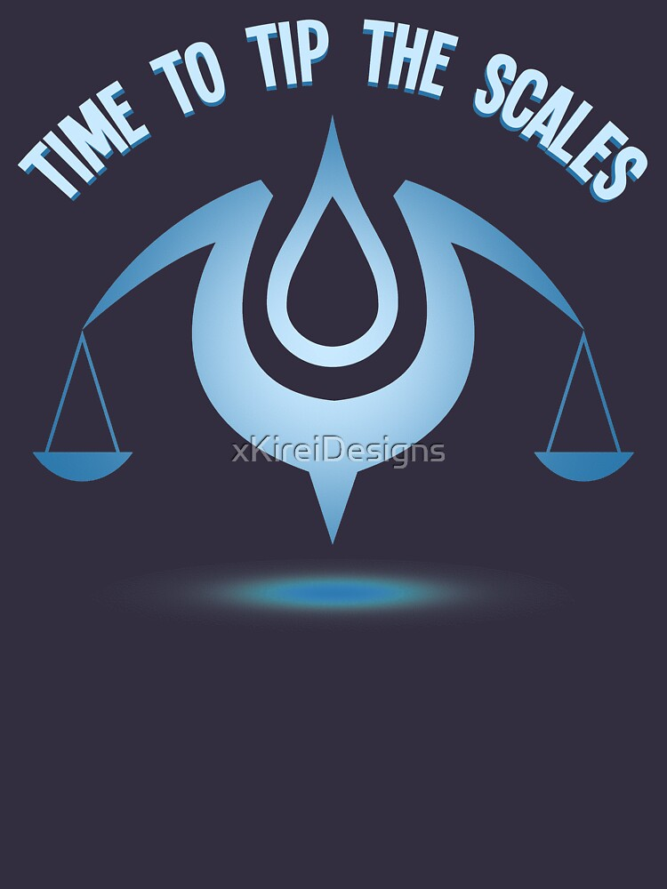 Tip the Scales!   Women's T-Shirt