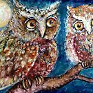 Night Owl by Cheryle  Bannon