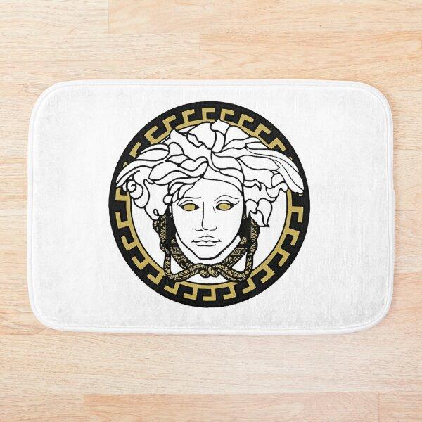 BLACK IN GOLD Bath Mat