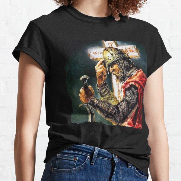 Crusader Knight Usyk Champion  Classic T-Shirt