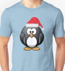 Christmas Penguin Shirt T-Shirt