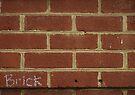 Brick by John Ayo