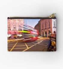 London Piccadilly circus at night Studio Pouch