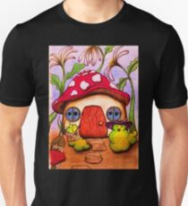 W is for Worms T-Shirt