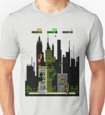 Rampage Retro NES Gamer Shirt T-Shirt