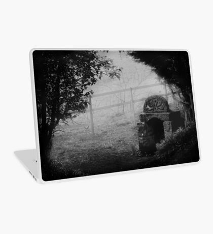 Ladywell In The Mist Laptop Skin