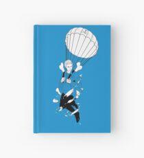 parachutes Hardcover Journal