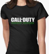 Modern Warfare Remastered  Womens Fitted T-Shirt