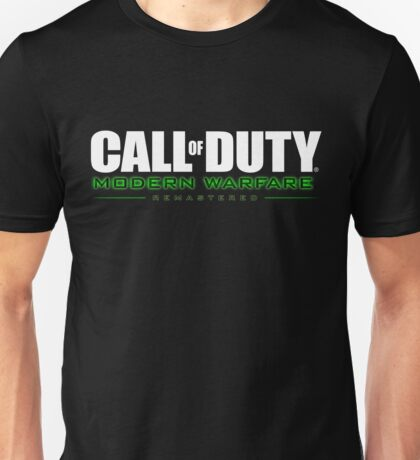 Modern Warfare Remastered  Unisex T-Shirt
