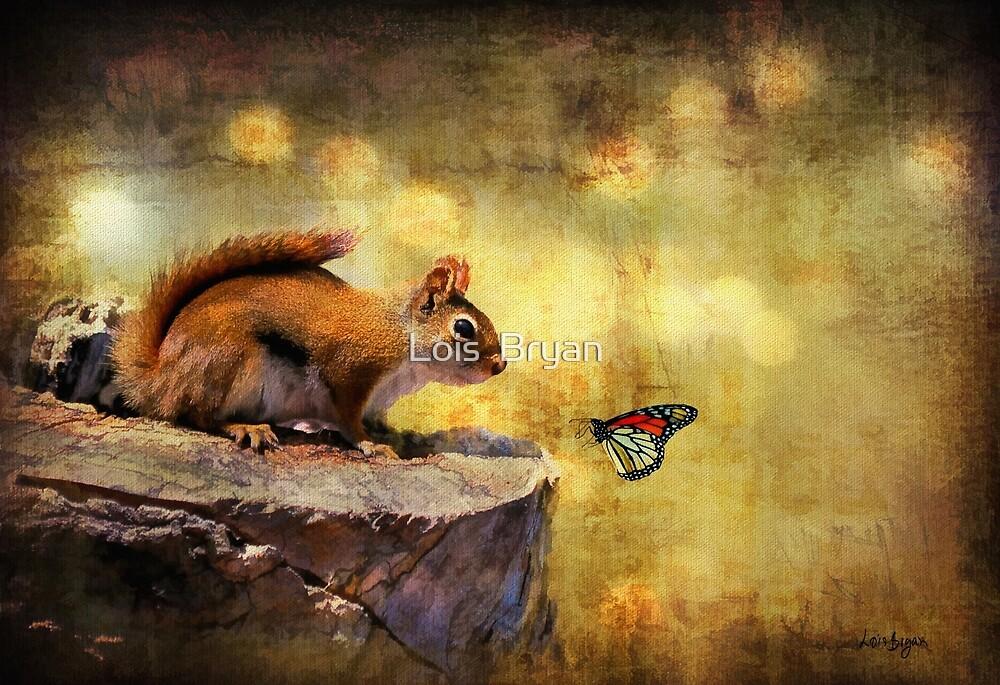 Woodland Wonder by Lois  Bryan