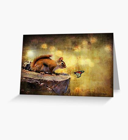 Woodland Wonder Greeting Card