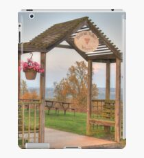 Hunters Valley Winery iPad Case/Skin