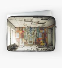 Space Age Dreams ~ Pripyat  Laptop Sleeve