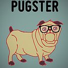 Pugster... by buyart