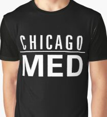 Medical Med Health in Chicago Graphic T-Shirt